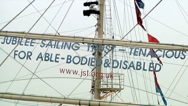 Jubilee Sailing Trust Tenacious