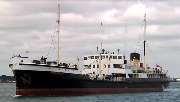 Steam Ship Shieldhall