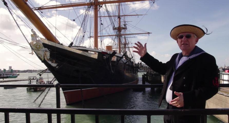 HMS Warrior 1860