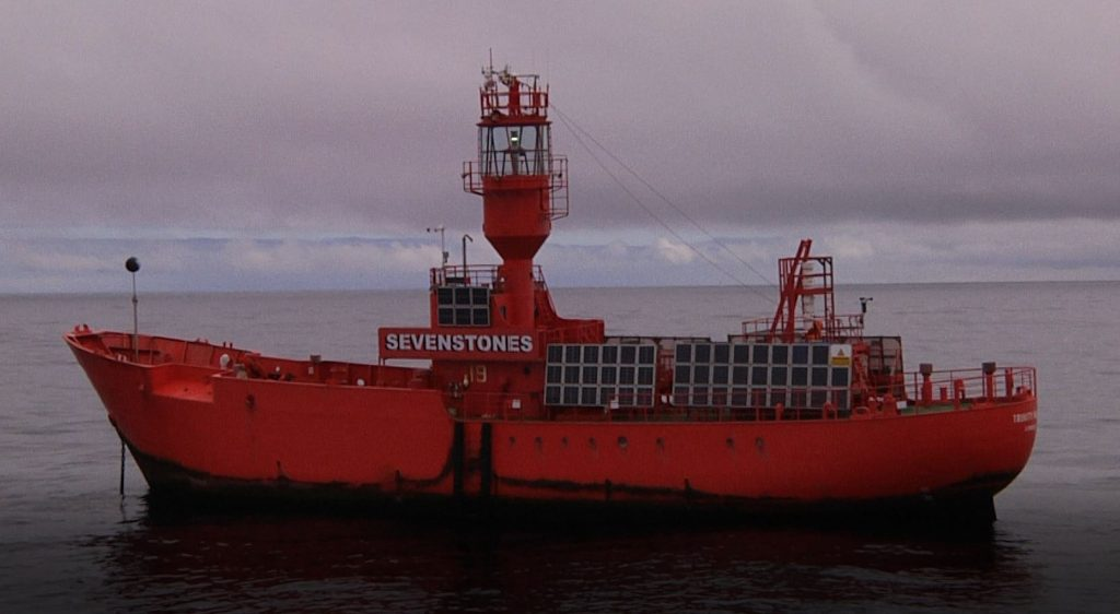 Sevenstones Lightship